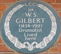 Image for Sir W S Gilbert - Harrington Gardens, London, UK