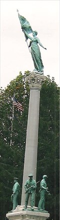 Image for Victory & Civil War Veterans - Mt. Vernon, IN