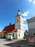 Image for Church of the Assumption of the Virgin Mary - Ivancice, Czech Republic