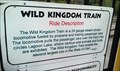 Image for Lagoon's Wild Kingdom Train Ride - Farmington, Utah