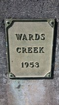Image for Wards Creek Bridge - 1953 - Rogue River, OR
