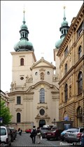 Image for Church of St. Gall in Prague Old Town /  Kostel Sv. Havla na Starém Meste