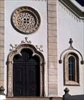 Image for Portal Manuelino da Igreja de S.to André - Cela/Alcobaç/Portugal
