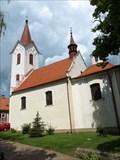 Image for kostel Stetí sv. Jana Krtitele, Orech, CZ