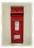 Image for Victorian Post Box - Middle Street, Deal, Kent UK