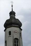 Image for Uhr St. Nikolauskirche - Braz, Vorarlberg, Austria