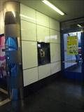 Image for Payphone / Telefoní automat  - vestibul stanice metra Rajská zahrada - západní cást ,Praha 9,  CZ