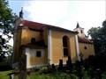 Image for Kostel sv. Mikuláše - Šteken, CZ