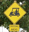 Image for Golf Cart Crossing