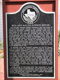 Image for Bill and Maude Dodson House