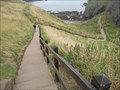 Image for Dunnottar Castle Stairway - Stonehaven, Scotland