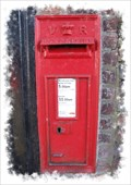 Image for Victorian Post Box - New Street, Sandwich, Kent UK