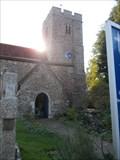 Image for All Saints Church - Hollingbourne - Kent - UK