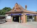 Image for Southfields Underground Station - Southfields, London, UK