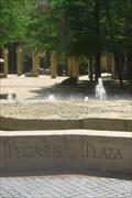 Image for Pegasus Plaza Fountains, Dallas, TX  USA