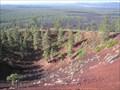 Image for Lava Butte Cinder Cone & Crater, Oregon