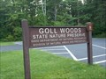 Image for Goll Woods State Nature Preserve - Fulton County, Ohio