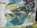 Image for Milford Foreshore Walk You Are Here - Milford Sound, New Zealand