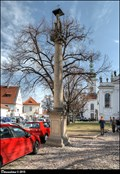 Image for Sloup Sv. Norberta / St. Norbert Column - Strahov Monastery (Prague)