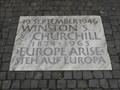 Image for Winston Churchill - Zurich, Switzerland