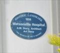 Image for Watsonville Hospital - Watsonville, CA