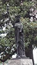 Image for Statue of Liberty at the Ga. Capitol, Atlanta, GA
