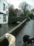 Image for Church bridge Cartmel Cumbria.