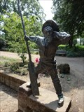 Image for Occupational Monument - Ferryman - Speyer, Germany, RP