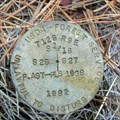 Image for T12S R9E S28 27 S 1/16 COR - Jefferson County, OR