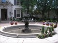 Image for Russel A. Alger House Main Entrance Fountain - Grosse Pointe Farms, MI.
