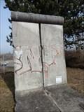 Image for Berlin Wall - Herrenberg, Germany, BW
