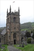 Image for St.Giles' Church Bell Tower - Matlock, Derbyshire