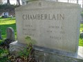 Image for Chamberlain Family Grave, Mt. Hope Cemetery, Rochester, NY