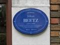Image for Plaque bleue de Johan Beetz, Québec, Qc, Canada