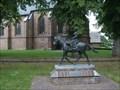 Image for De juffer van Batinghe - Dwingeloo NL