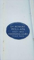 Image for Dr Robert Willan - Bloomsbury Square, London, UK
