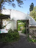 Image for Organic Greenhouse, CAT, Corris, Gwynedd, Wales, UK