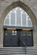 Image for Church of St. Patrick Entrance - Tacoma, WA