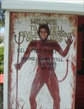 Image for Cutouts from Hell, Hell, Grand Cayman
