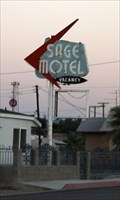 Image for Sage Motel -- Needles CA