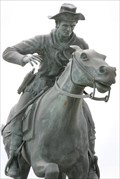 Image for Pony Express Rider ~ Marysville, KS