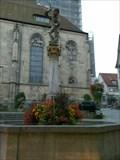 Image for Georgsbrunnen / George's Fountain Tübingen, Germany, BW