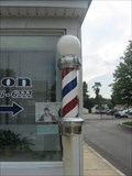 Image for North East Barber Pole - North East, MD
