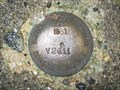 Image for 'British Columbian Control Survey' Benchmark - V2411