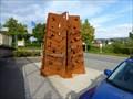 Image for Monument voor het verdrag van Schengen - Love Padlocks tower, Schengen, Luxembourg