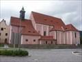 Image for klášter kapucínu s kostelem sv. Felixe, Sušice, Czech republic