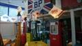 Image for Fuel pumps in Lakeland Motor Museum, Cumbria