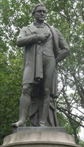 Image for Sir Robert Peel In Peel Park – Bradford, UK