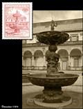 Image for The Singing Fountain at Belvedere / Zpívající fontána u Belvedéru (Prague)