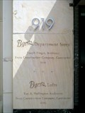 Image for 1934 - Byrd's Building - Houston, Texas